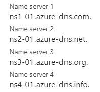 Azure Functions DNS Server